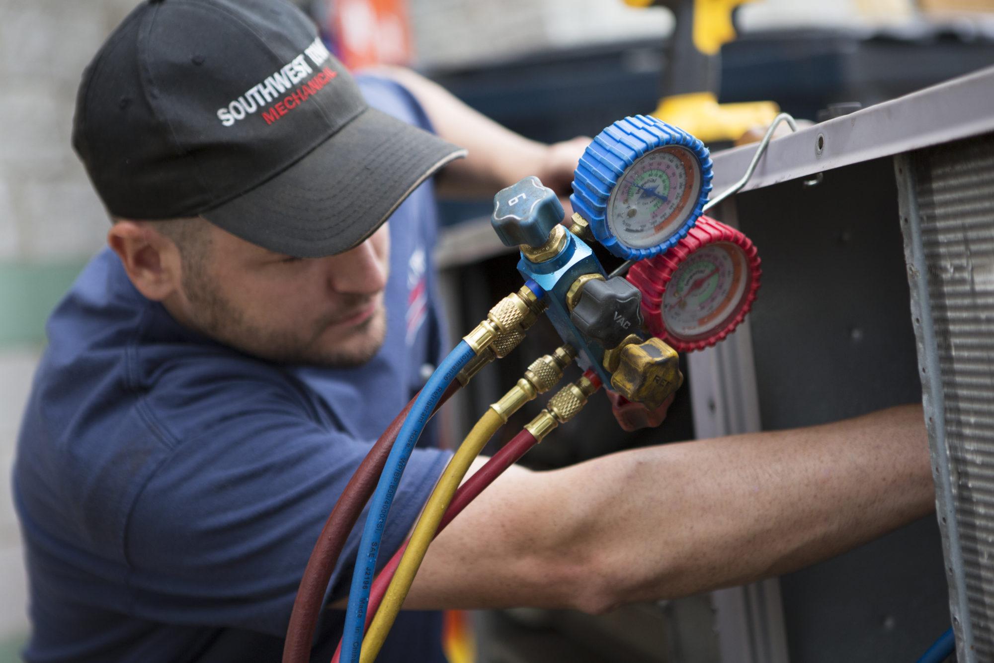 North Point Boiler Preventative Maintenance